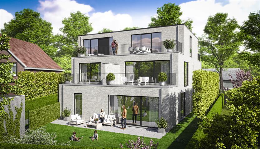 Karel  38: Luxe nieuwbouwrealisatie nabij centrum-Zoersel