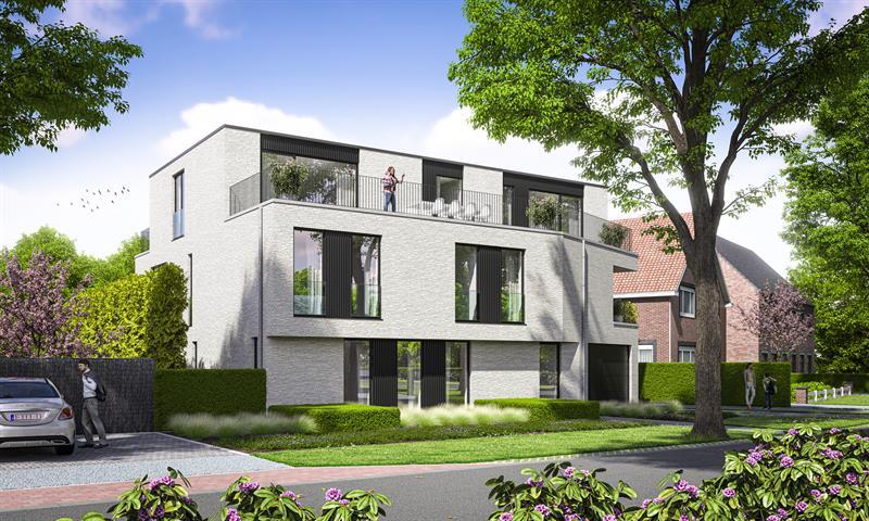 Karel  38: Luxe nieuwbouwrealisatie nabij centrum